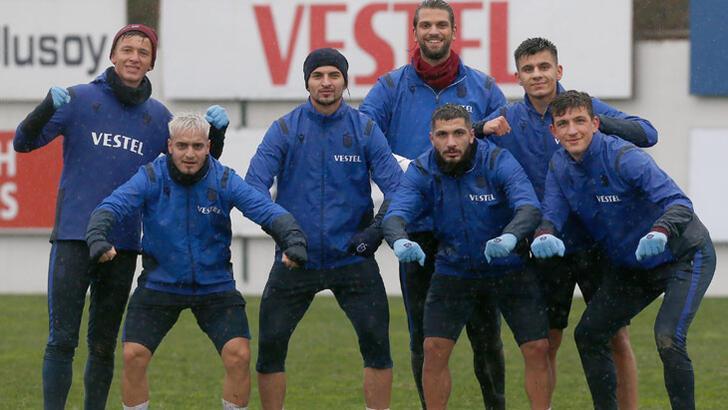 Trabzonspor'da Beşiktaş mesaisi başladı