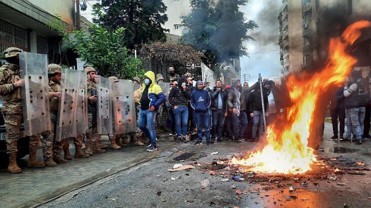 Trablusşam'da Covid-19 karantinası bardağı taşıran son damla oldu