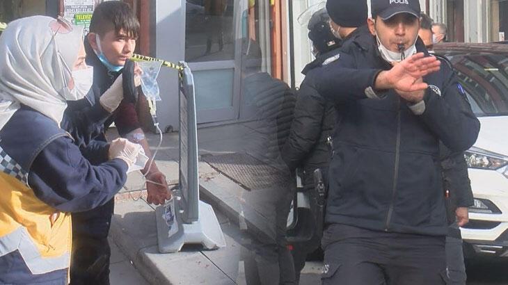 Son dakika... İstanbul'da dönercilerin kavgasında bıçaklar konuştu