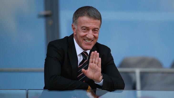 Son dakika transfer haberleri - Ahmet Ağaoğlu: 'Bakasetas ile ilgileniyoruz'