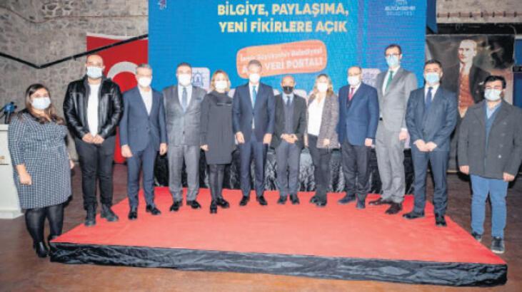 'İzmir'in verilerini  özgürleştiriyoruz'
