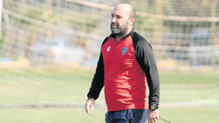 'Diyarbekir maçında Telafi edeceğiz'