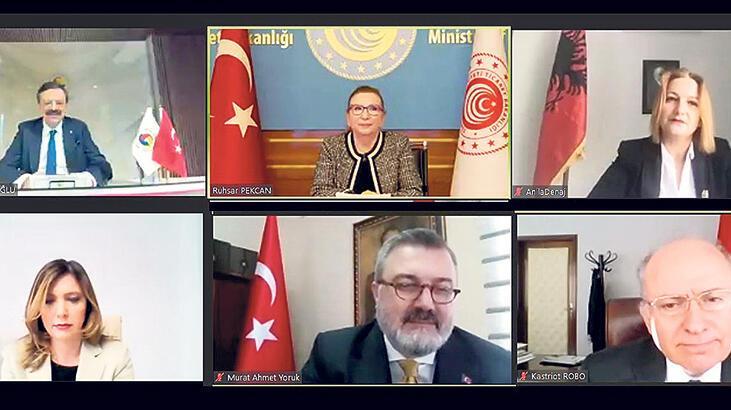 Arnavutluk'la milyar $'lık işbirliği için geri sayım