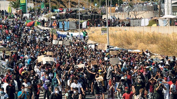 Yunanistan'a 'kötü muamele' davası