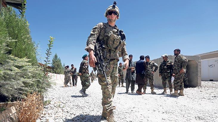 ABD Afganistan'dan çekilmeyebilir