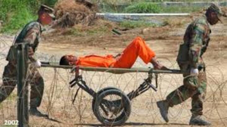 """Af Örgütünden ABD Başkanı Biden'a """"Guantanamo'yu kapat"""" çağrısı"""
