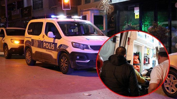 Ankara'da restoranda silah ve palalı saldırı