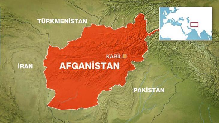 Afganistan'da kanlı protesto