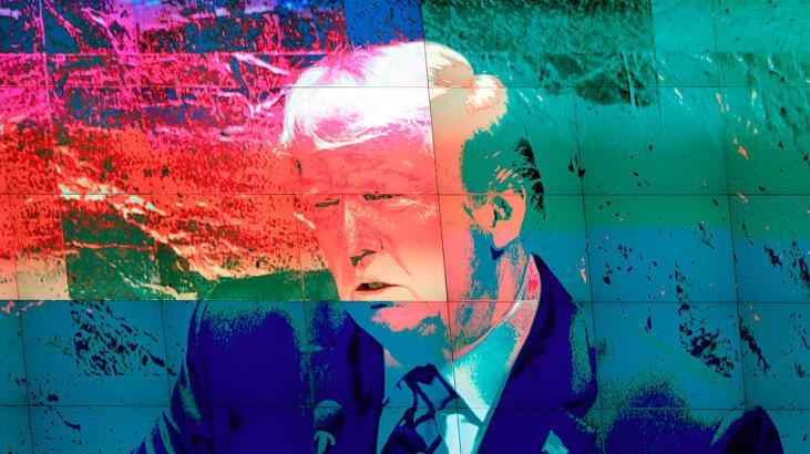 Trump krizin ortasında yolladı, nereye gittiği bilinmiyor