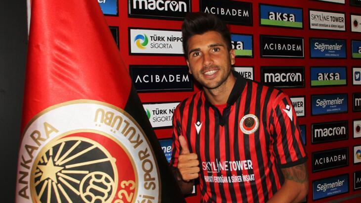 Gençlerbirliği, Arjantinli orta saha Mugni'yi transfer etti