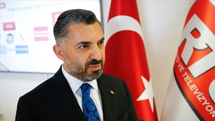 Son dakika! RTÜK Başkanı Şahin'den, CHP'li Özel'e cevap