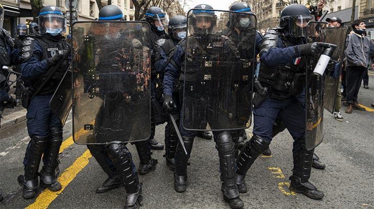 Avrupa sokakları karıştı! Yeniden karşı karşıya geldiler