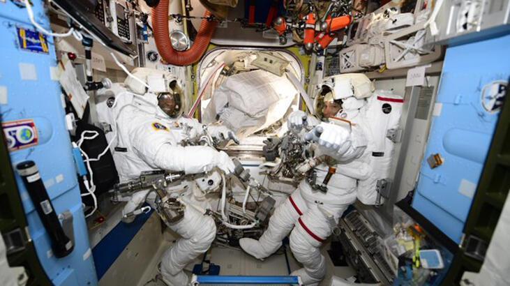 Rus kozmonottan çarpıcı açıklama: Daha hızlı iyileşiyor