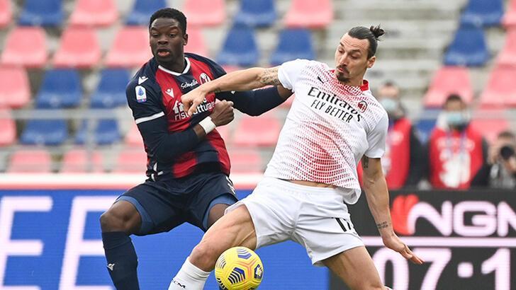 Lider Milan, Bologna'yı yıktı!