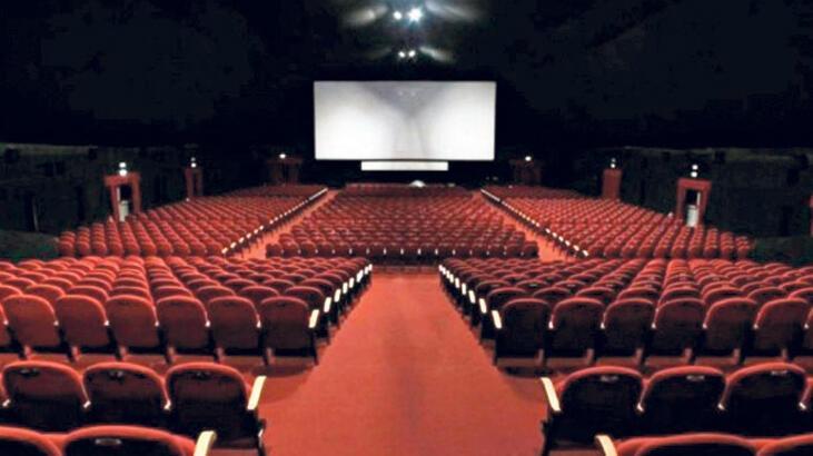 Sinema salonlarına 15.9 milyonluk destek