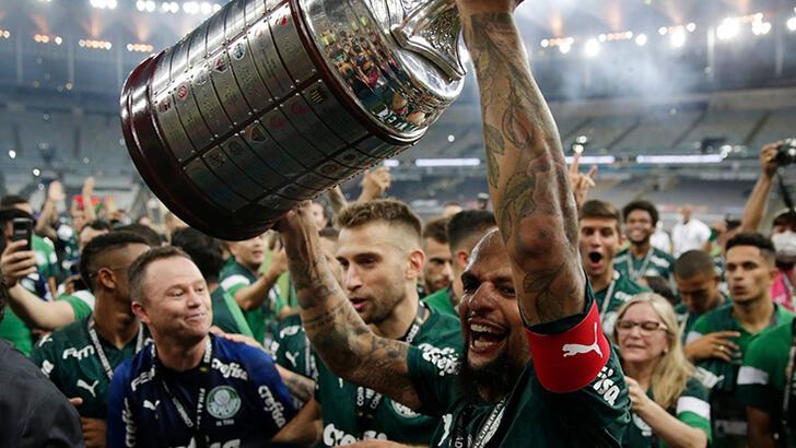 Son dakika - Libertadores Kupası'nda şampiyon Palmeiras! Kupa Melo'nun ellerinde...