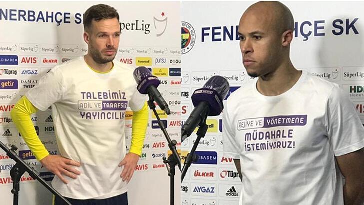 Son dakika - Fenerbahçe'de röportaj için farklı çözüm!