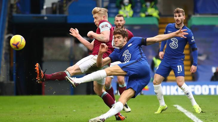 Chelsea, Tuchel yönetiminde ilk kez kazandı