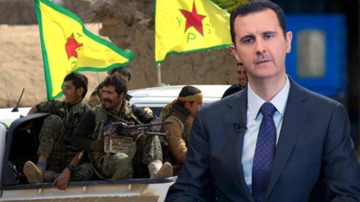 Suriye'de Esed rejimi ile YPG/PKK arasında çatışma: 1 ölü, 4 yaralı