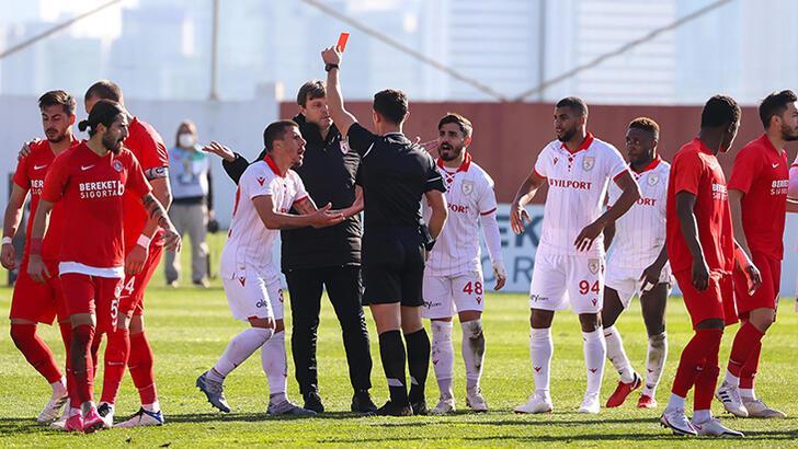 """Yılport Samsunspor, """"kural hatası"""" gerekçesiyle TFF'ye başvuracak"""