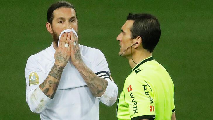 Sergio Ramos ameliyat oldu! En az 6 hafta yok