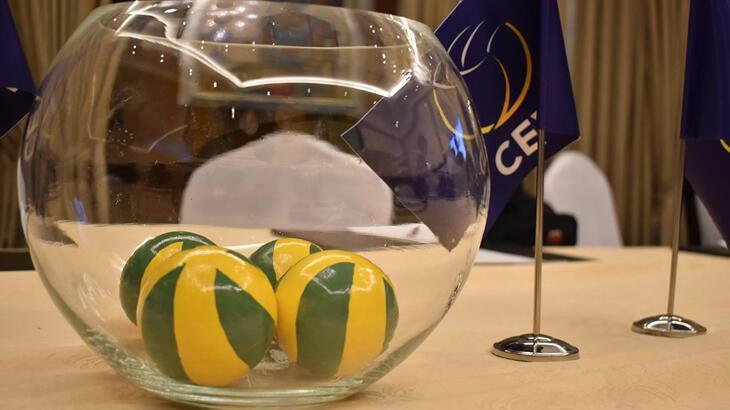 CEV Şampiyonlar Ligi'nde çeyrek final eşleşmeleri belirlendi