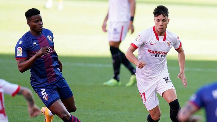 Sevilla - Huesca: 1-0