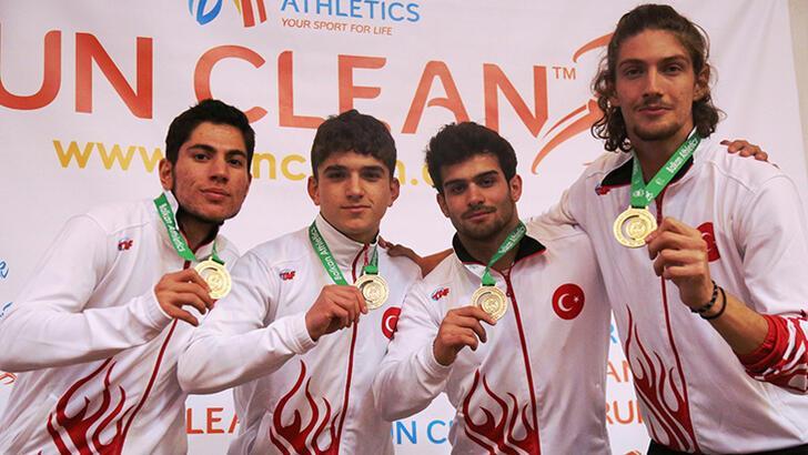 Türkiye, Balkan U20 Atletizm Şampiyonası'nda 15 madalya elde etti