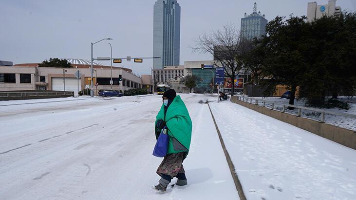 ABD'de kış felaketi! 11 kişi hayatını kaybetti...