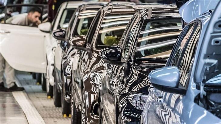 75 ülkeye binek otomobil ihraç edildi