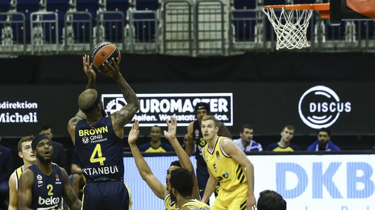 Fenerbahçe Beko, THY Avrupa Ligi'nde yarın Alba Berlin'i konuk edecek