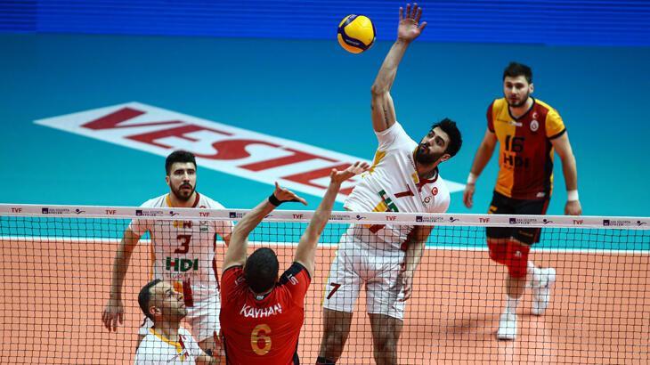 Spor Toto: 0 - Galatasaray HDI Sigorta: 3