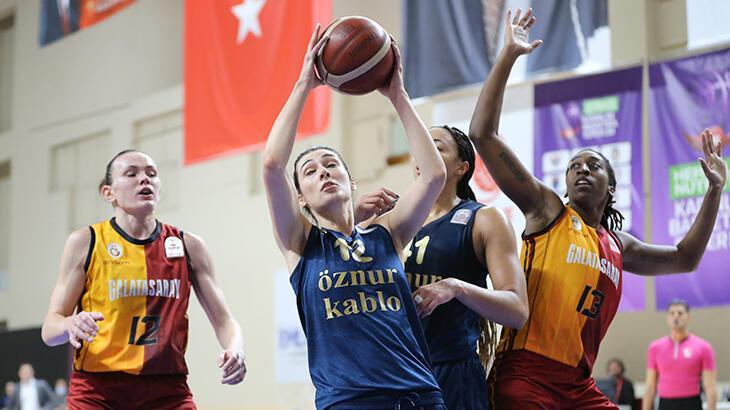 FIBA Kadınlar Avrupa Ligi'nde tüm çeyrek finalistler belli oldu