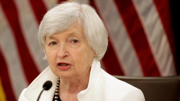 Yellen'dan 'ekonomik destek paketi' açıklaması