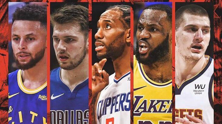 Son dakika - NBA All-Star ilk beşleri belli oldu!