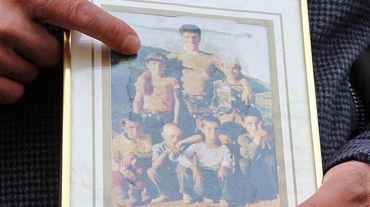 8 yaşında kaçırılan Ekrem Şeflek'in kardeşi: O fotoğrafı çeken askerle tanışmak isteriz