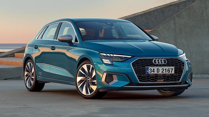 Yeni Audi A3'e iki yeni farklı gövde