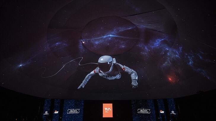 'Uzayda izi olmayanın dünyada sözü olmaz'