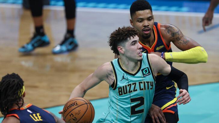NBA'de Hornets, Warriors'ı son saniyede devirdi