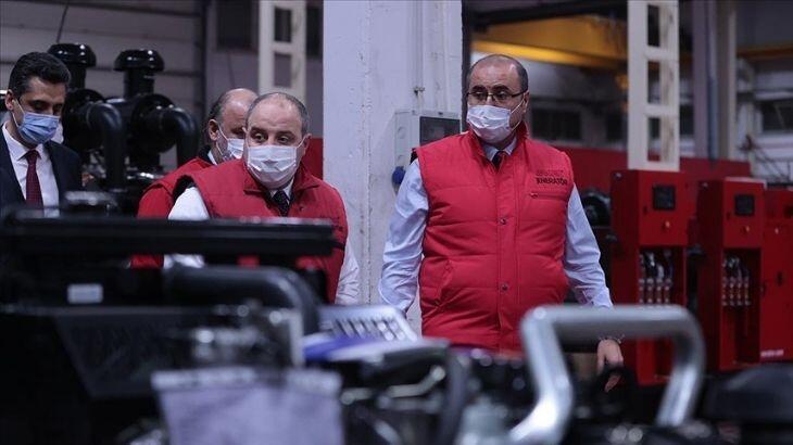 Türkiye'den dünyanın ilk tamamen biyodizel yakıtlı jeneratörü