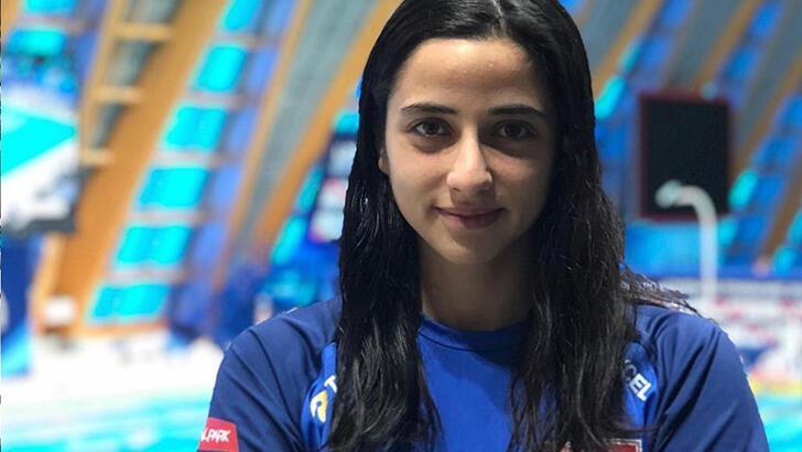 Milli yüzücü Deniz Ertan, 800 metre serbestte olimpiyat A barajını geçti
