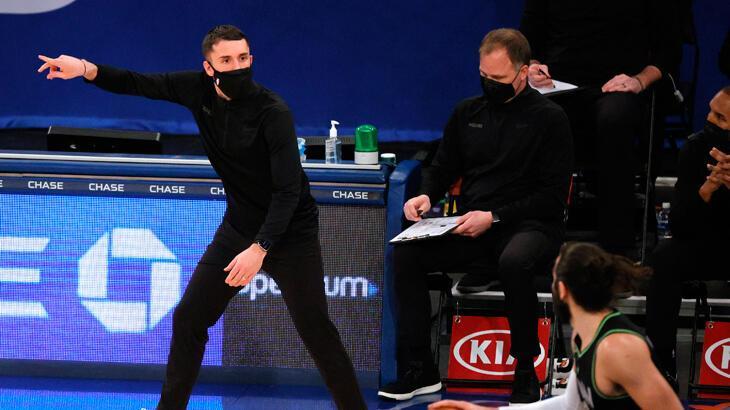 Minnesota Timberwolves'ta Ryan Saunders dönemi sona erdi