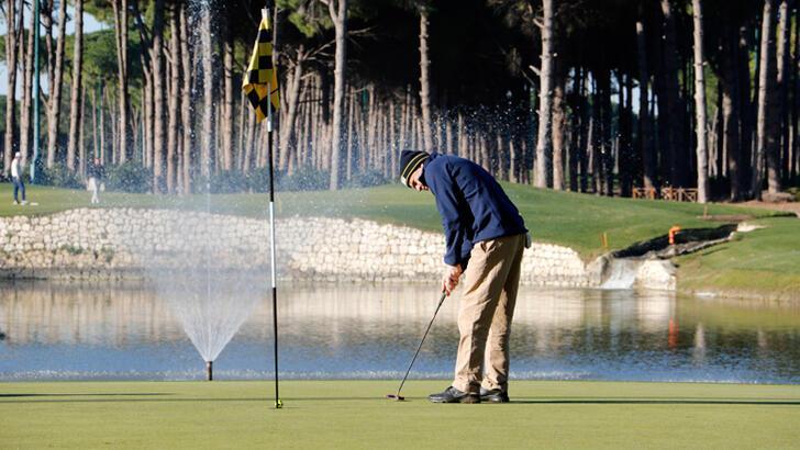 Pro-Am Golf Turnuvası, 7'nci kez Regnum Carya'da