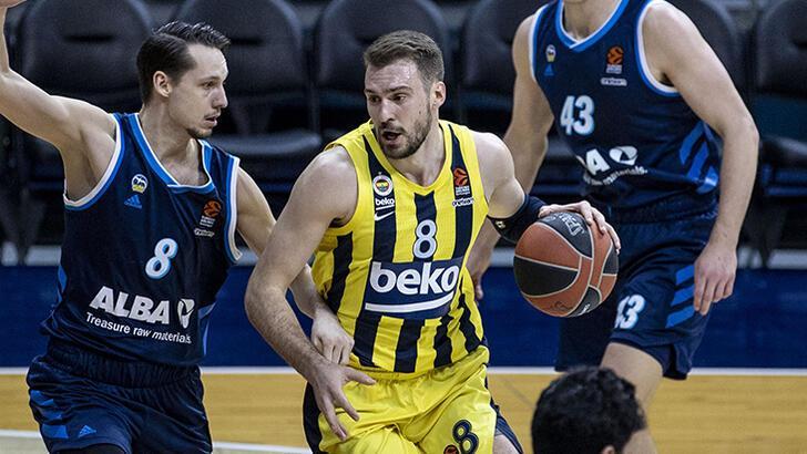 """Son dakika - Marko Guduric: """"Fenerbahçe'ye liderlik katmak istedim"""""""