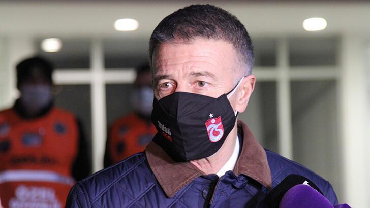 Son dakika - Trabzonspor'da Ahmet Ağaoğlu farkı