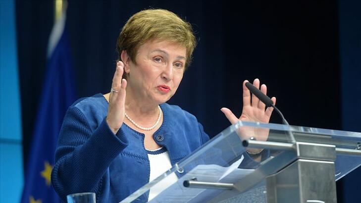 Georgieva'dan 'eşitsizlikler artabilir' uyarısı
