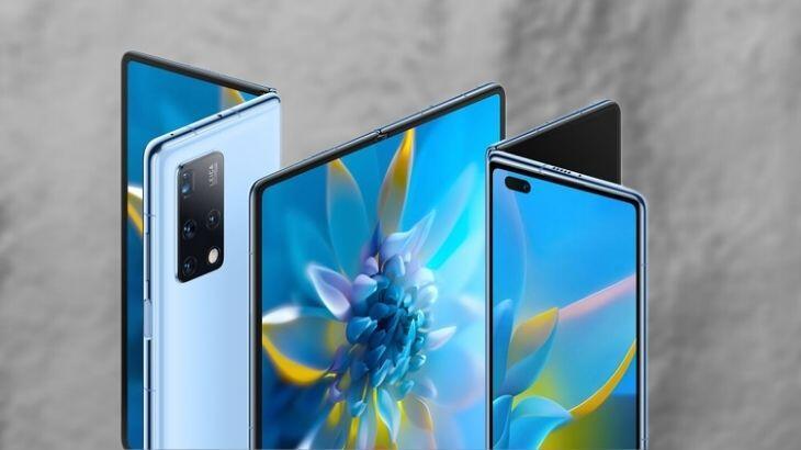 Huawei Mate X2 tanıtıldı! İşte özellikleri ve fiyatı