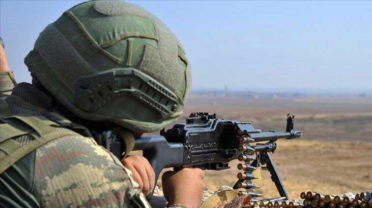 Son dakika... Barış Pınarı bölgesinde 4 PKK'lı etkisiz hale getirildi