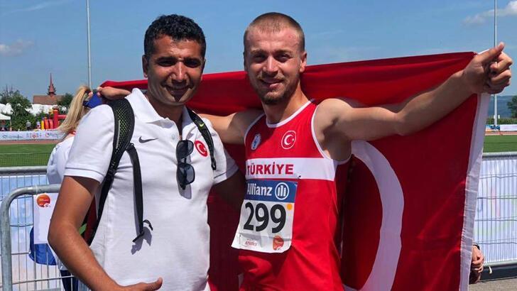 Dubaide Türkiye rekoru kıran Türkerin hedefi Tokyo Olimpiyatları
