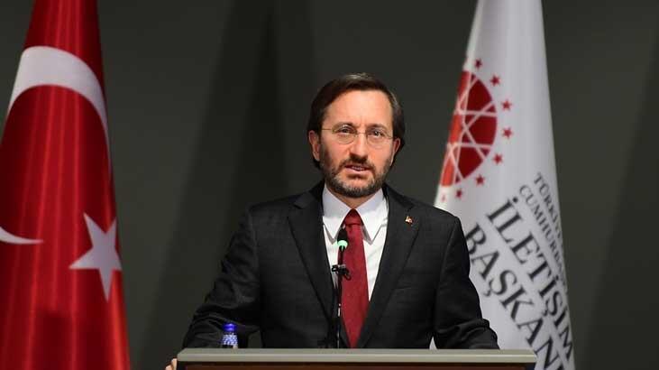 Cumhurbaşkanlığı İletişim Başkanı Altun, vefat eden AA muhabiri Ferdi Akıllı için başsağlığı diledi
